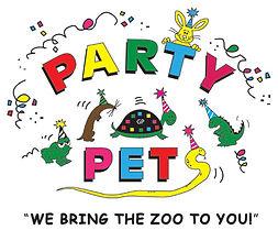 Party Pets logo