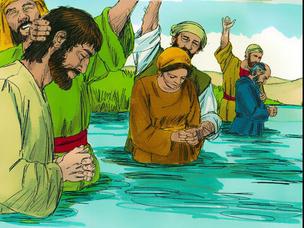 Growing in Pentecost