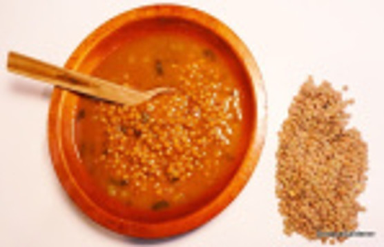 Lentils & Lentil Stew
