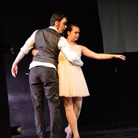 Twisted Tales Salem College Dance Company PC Amber Cox