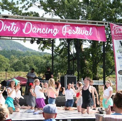 Dirty Dancing Festival PC Samuel Crider