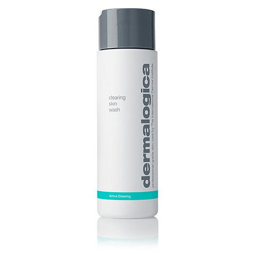 Active clearing skin wash 250m