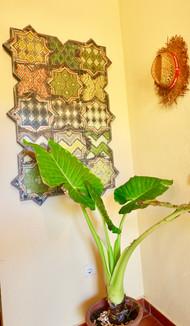 Decoracion y planta