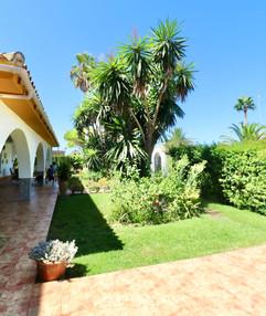 Immobilie mit Garten