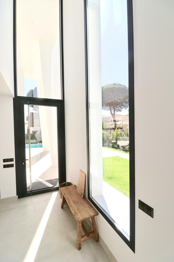 Eingangshalle moderne Villa