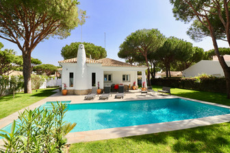 Rental property with pool