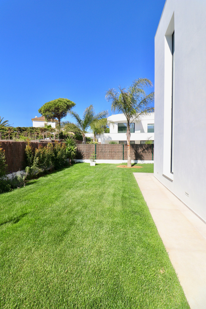 Plot and garden