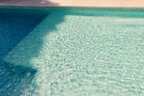 Infinity Salzwasser Pool