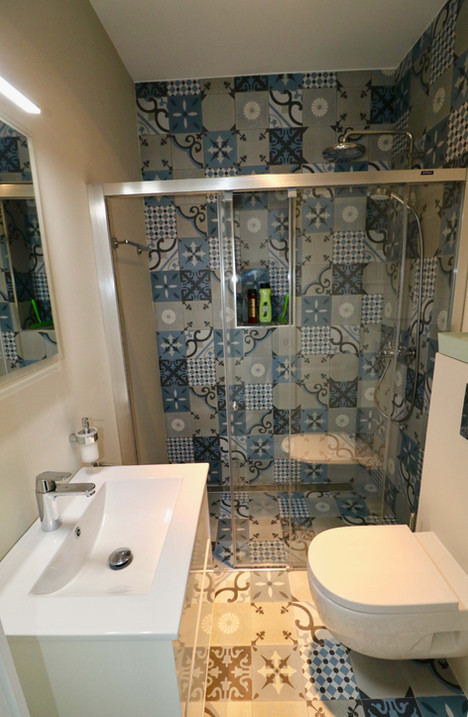 Luxury bathroom ensuite