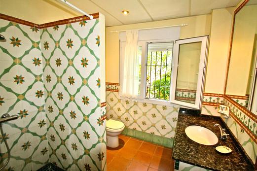 Badezimmer en-suite