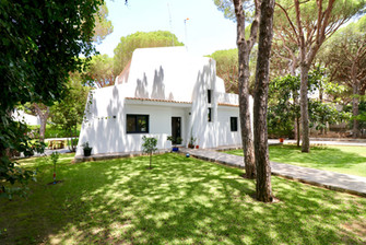 Modernes Ferienhaus