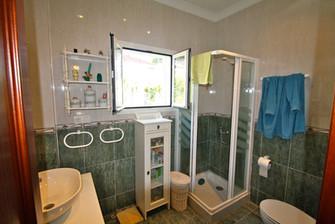 Badezimmer mit Blick