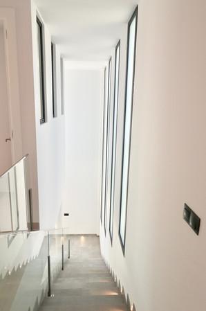 Luxus Treppenhaus