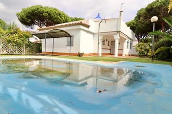 Pool Ferienhaus