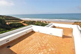 Terrassen mit Meerblick