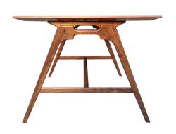 """""""Scale"""" Desk in Walnut"""