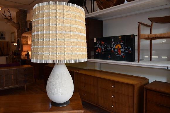 Sascha Brastoff Lamp