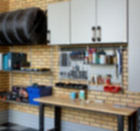 система хранения в гараж