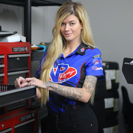 Savanna Little Announces Partnership with VP Racing Fuels and IMSA Tour in 2020!