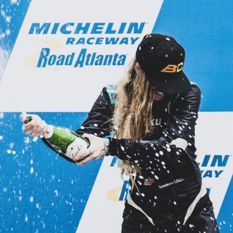 Victory at Road Atlanta!