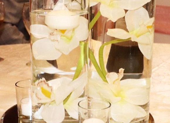 Floral Trio Centrepiece