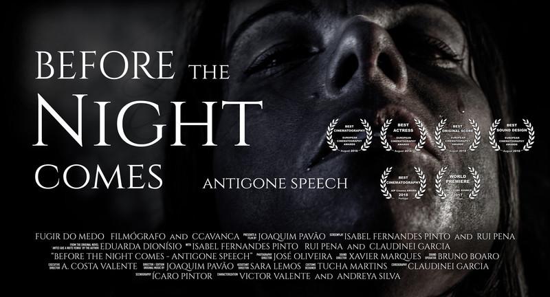 Before Night Comes - Antigone Speech