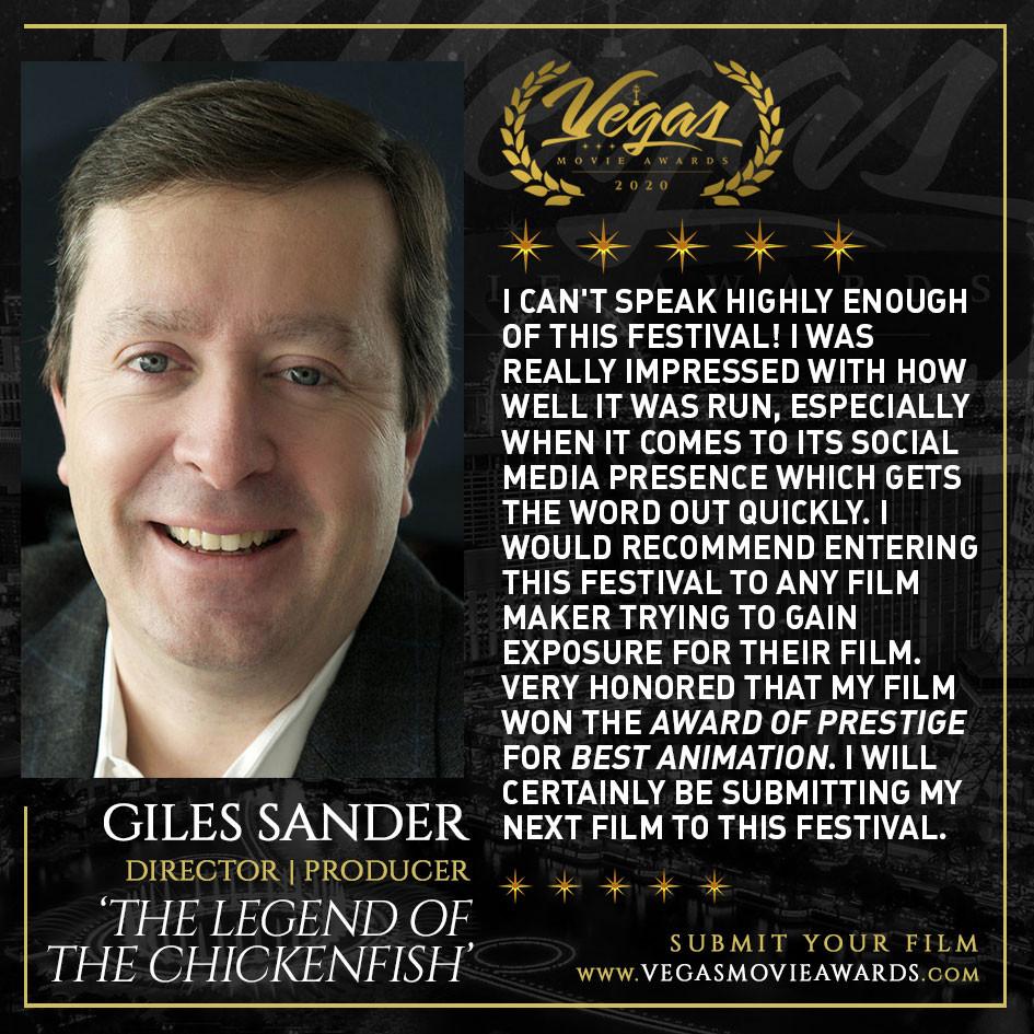 Giles Sander
