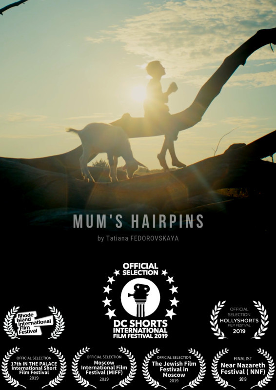 Mum's Hairpins