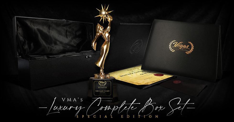 VMA's LUXURY COMPLETE BOX SET