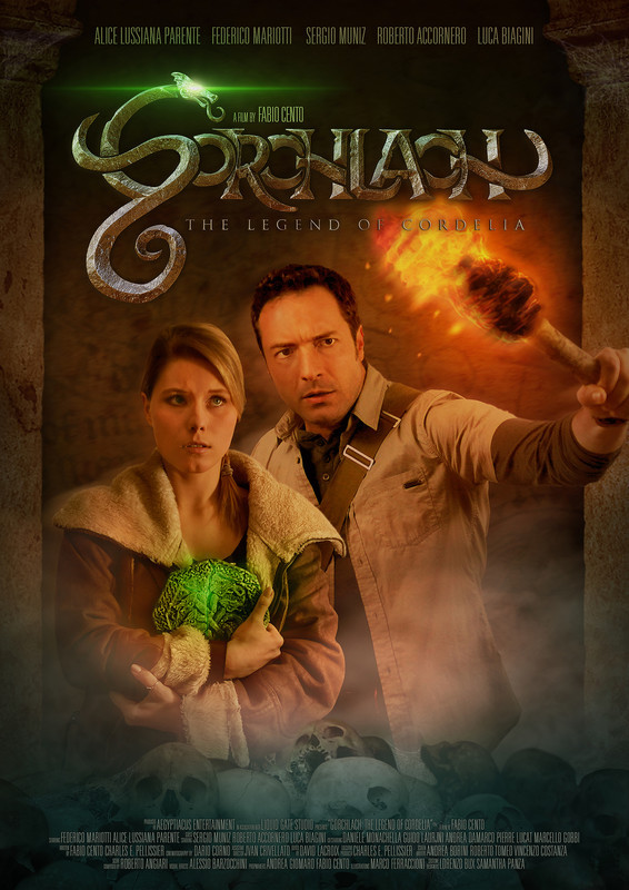 Gorchlach: The Legend of Cordelia