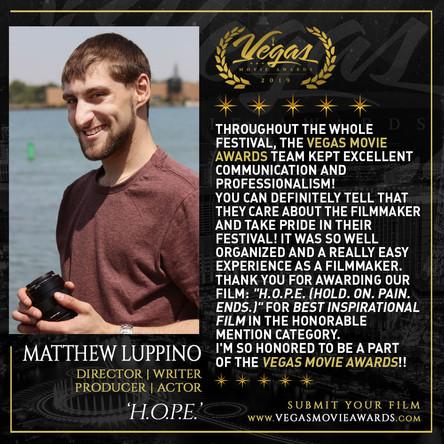 Matthew Luppino