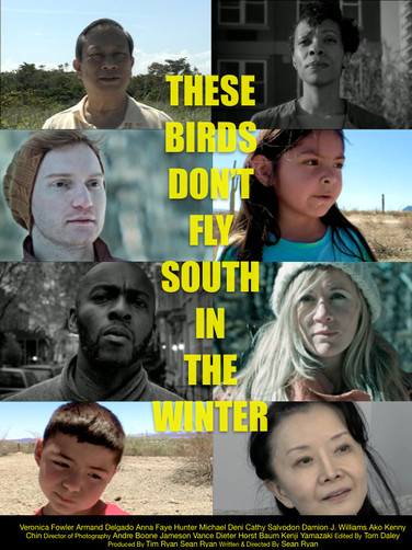 These Birds Don't Fly South in the Winte