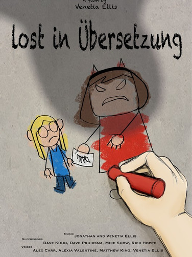 Lost inÜbersetzung