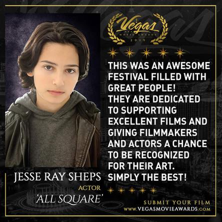 Jesse Ray Sheps