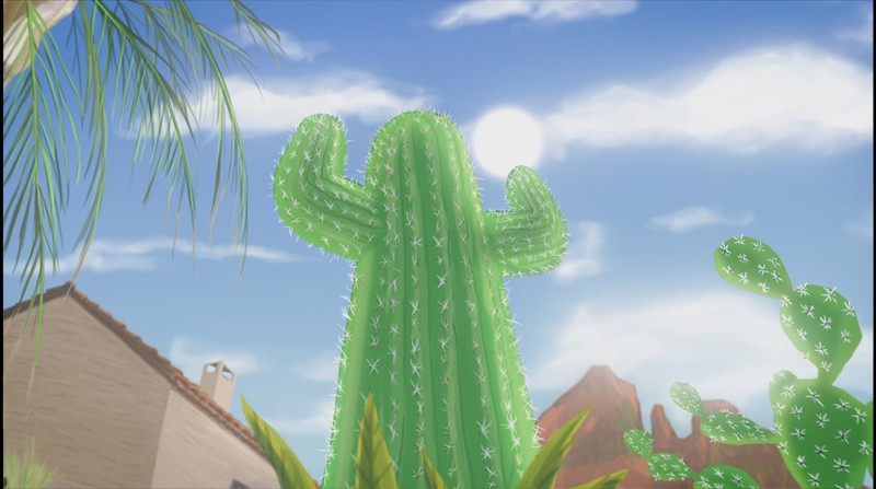 The Seasons of Saguaro Sam