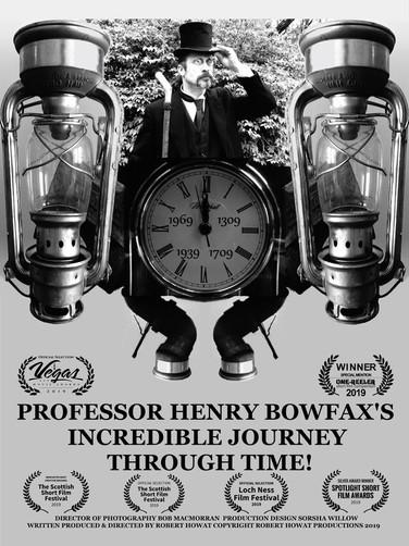 Professor Henry Bowfax's Incredible