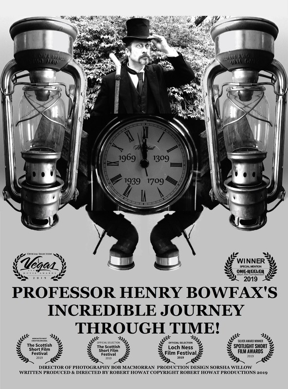 Professor Henry Bowfax's Incredible