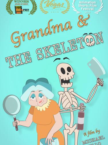 Grandma & The Skeleton