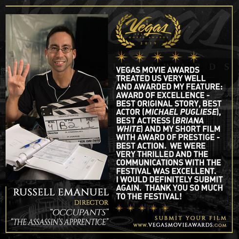 Russell Emanuel