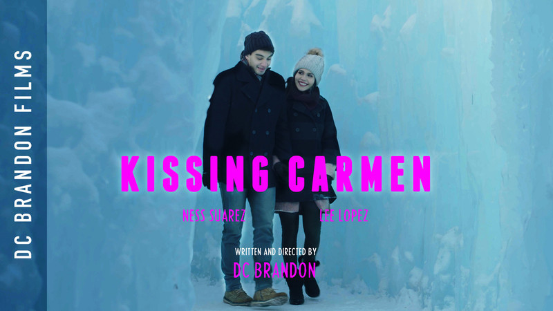 Kissing Carmen