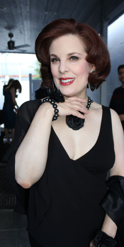 Kat Kramer, former Miss Golden Globe, daughter of the legendary Producer/Director Stanley Kramer