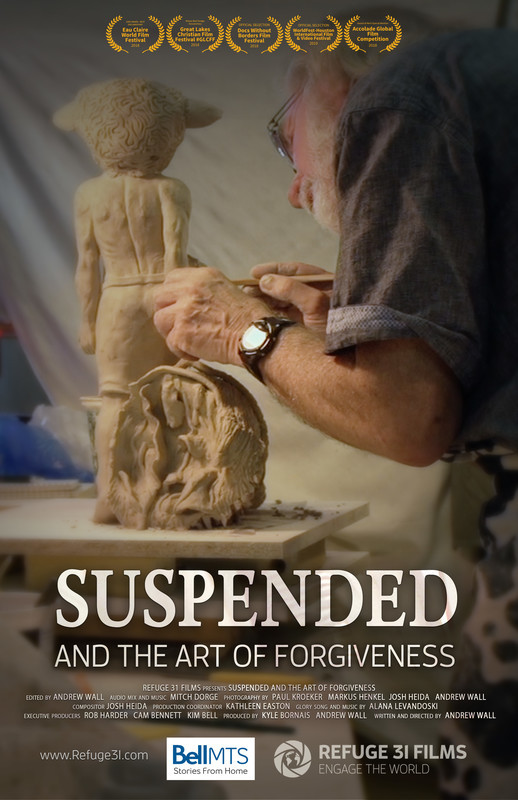 Suspended and the Art of Forgiveness
