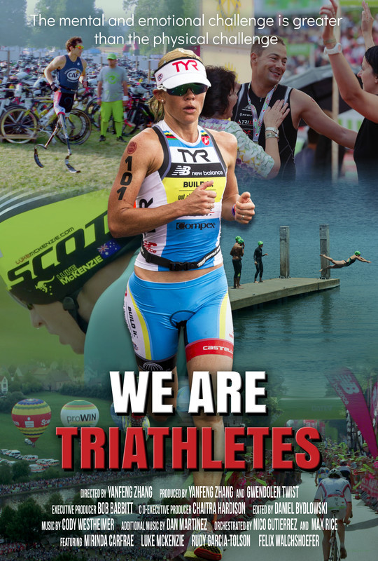 We Are Triathletes