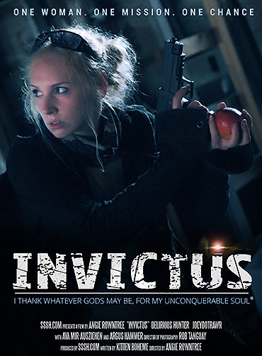 Invictus - One Woman. One Mission. One C