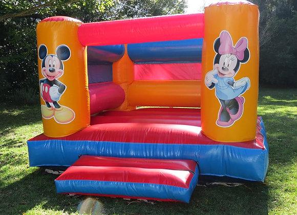 Mini Mickey & Mini Jumping Castle