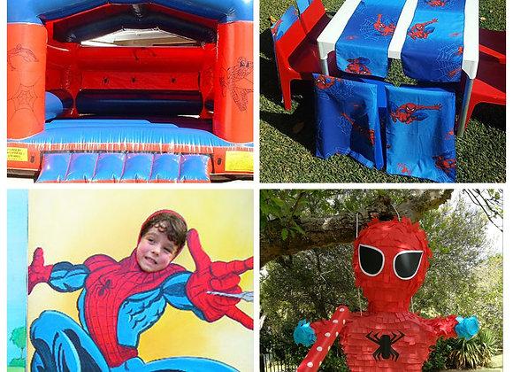 Spiderman Package