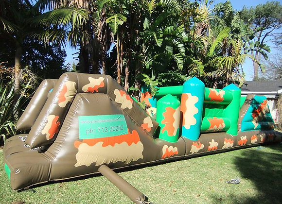 Commando Obstacle Course