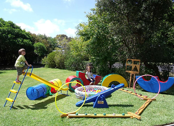 Kiddies Playset