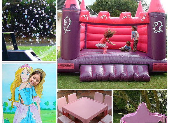 Fairy Princess Party Package