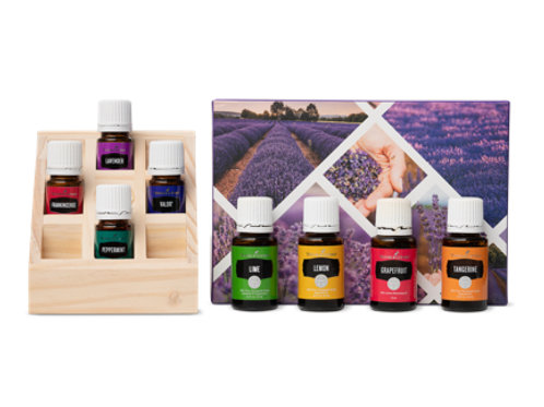 Everyday Oils Essential Oils Collection